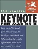 Keynote for Mac OS X: Visual QuickStart Guide (Visual QuickStart Guides)