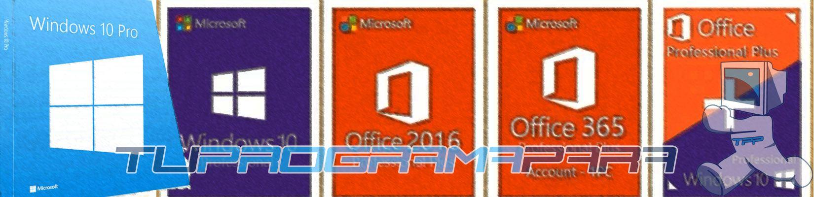 licencias de sistemas operativos