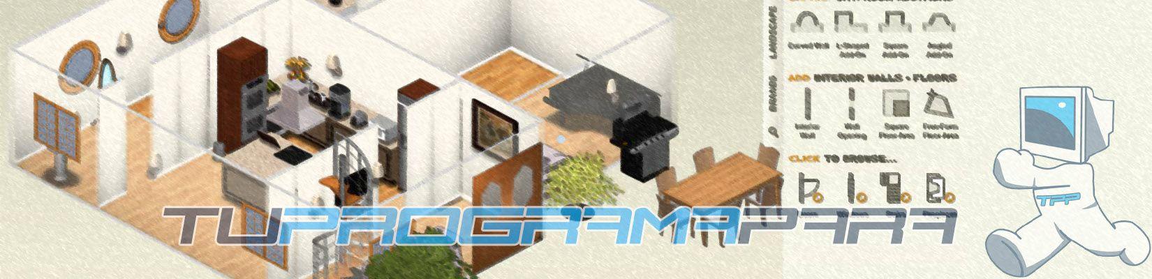 programa para diseñar casas