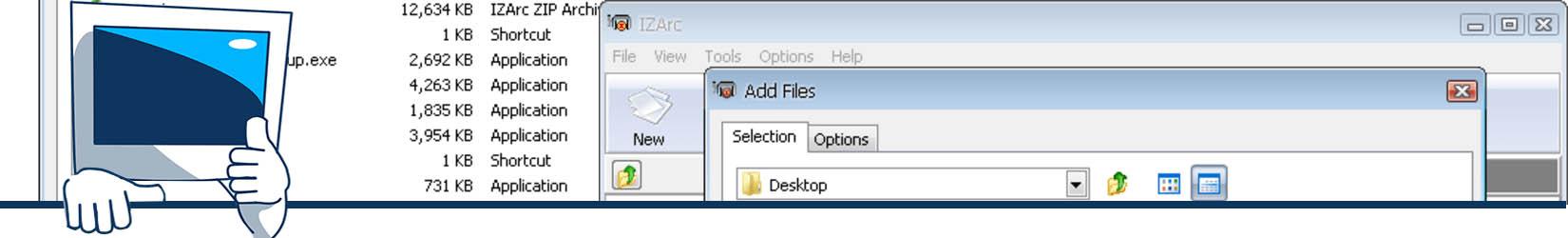 descomprimidor de archivos