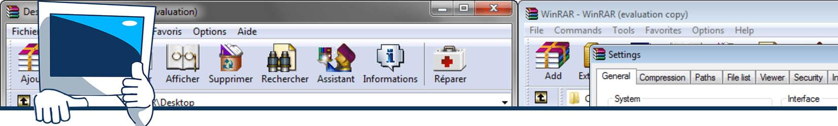 compresion de archivos