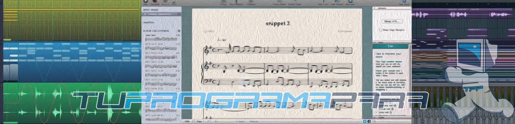 programas para crear musica