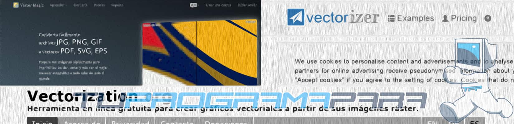 vectorizar imagen online