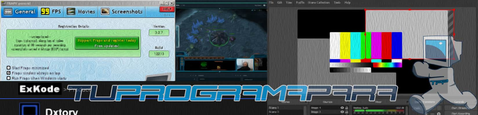 grabar gameplays pc