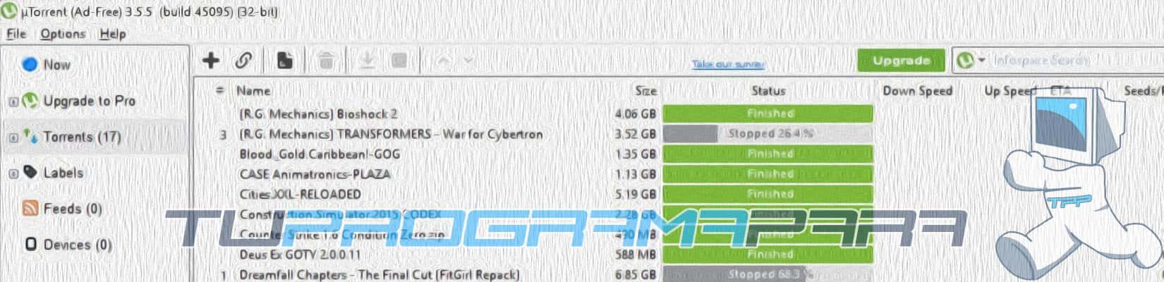 Cómo aumentar la velocidad de uTorrent y acelerar las descargas: Guía 2020 1