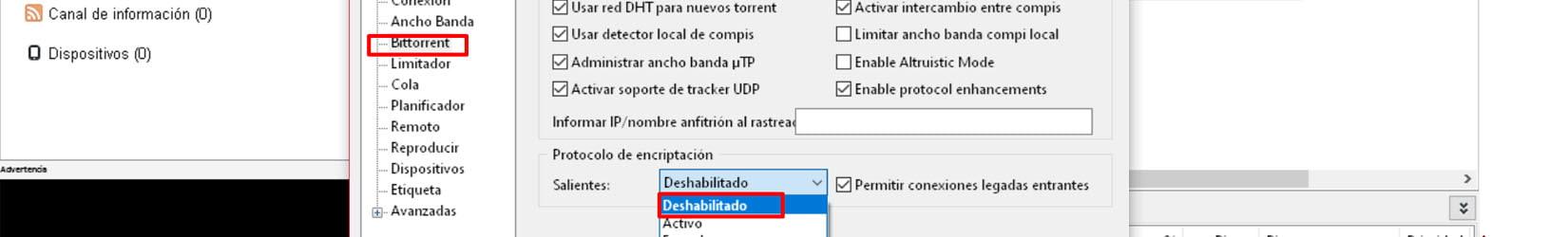acelerar descargas utorrent