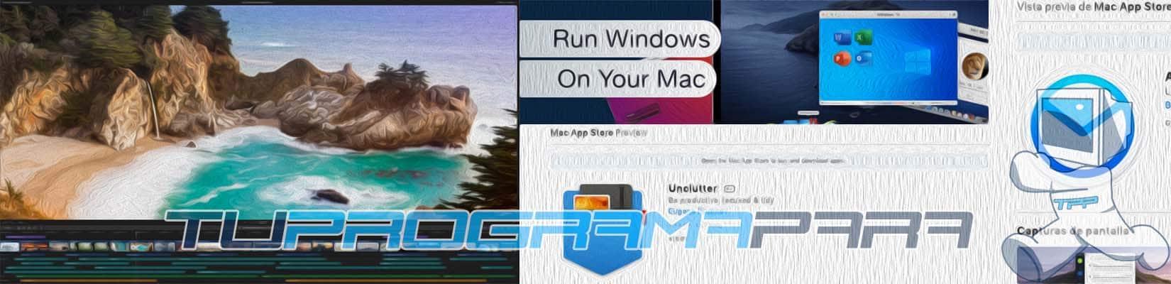 aplicaciones para mac