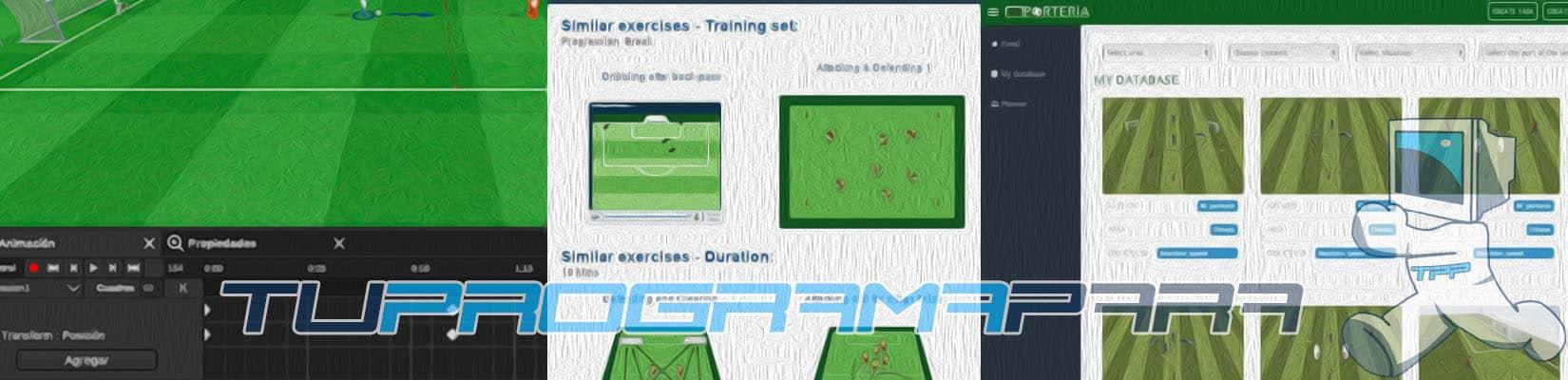 crear alineacion futbol