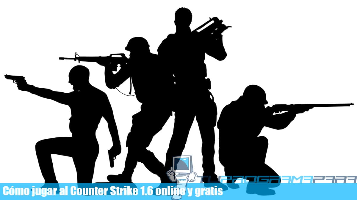 jugar al counter strike