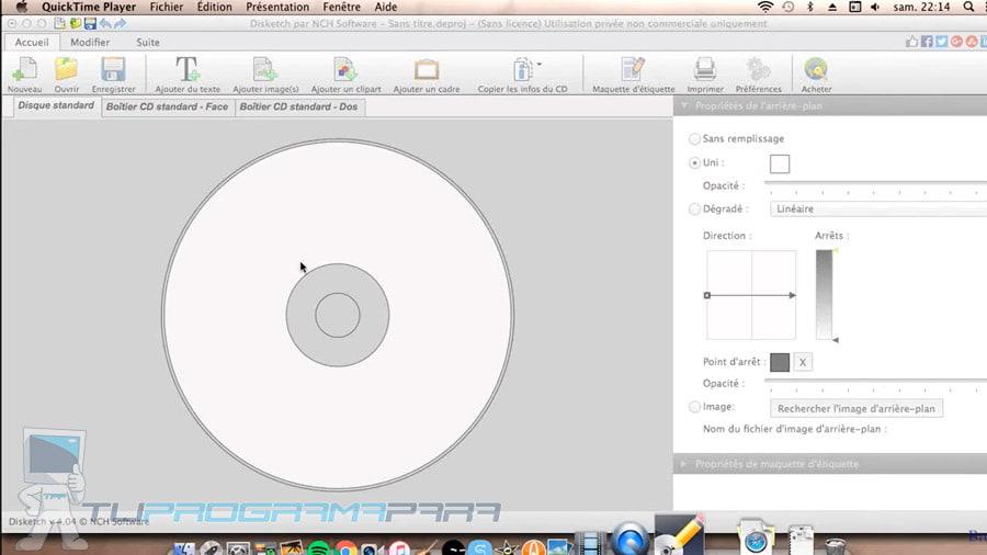 programa para crear portadas de cd