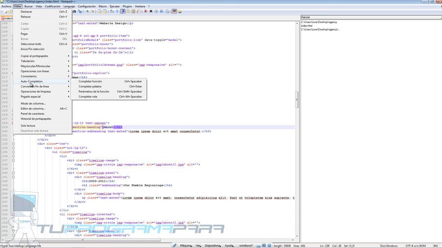 software programacion
