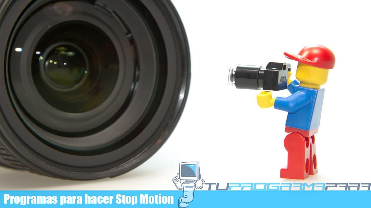 aplicaciones para hacer stop motion