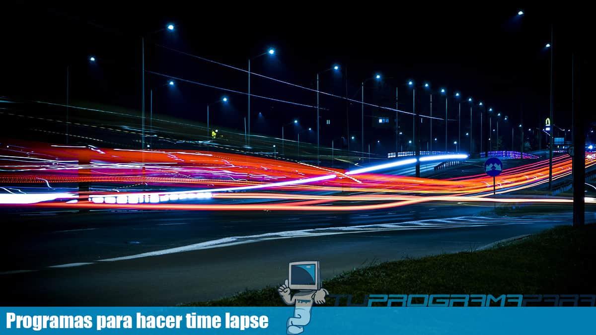 Cómo hacer time lapse con los mejores programas para PC 1