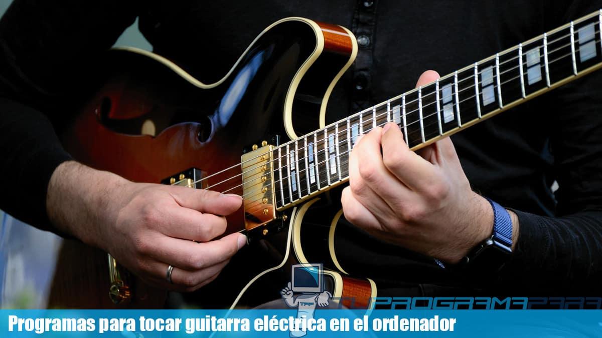 descargar programa para tocar guitarra