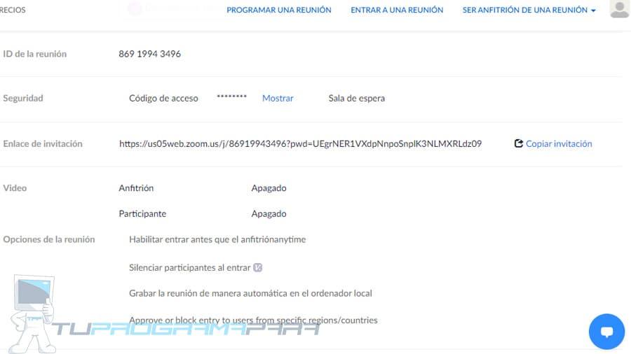 descargar zoom videoconferencia español gratis